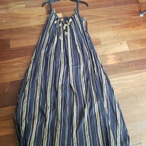 Free People Unearthen Maxi dress